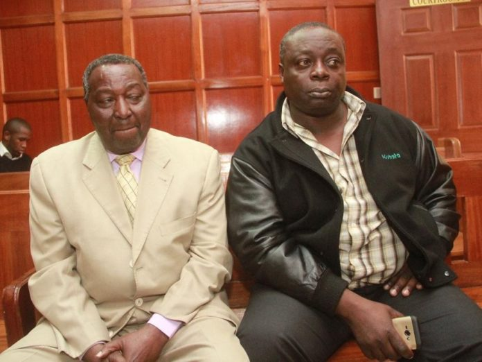 NOCK officials, who are facing counts related to theft, abuse of office, and neglect of duty,have called for a speedy trial