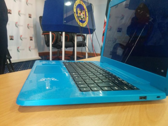 The government will kick start the roll out of laptops as the digital literacy project takes off