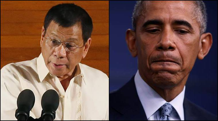 USA President Barack Obama cancelled a meeting that was planned with the Philippines leader