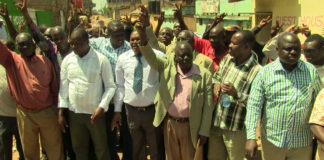 Some of leaders who endorsed Dr. Chris Wamalwa