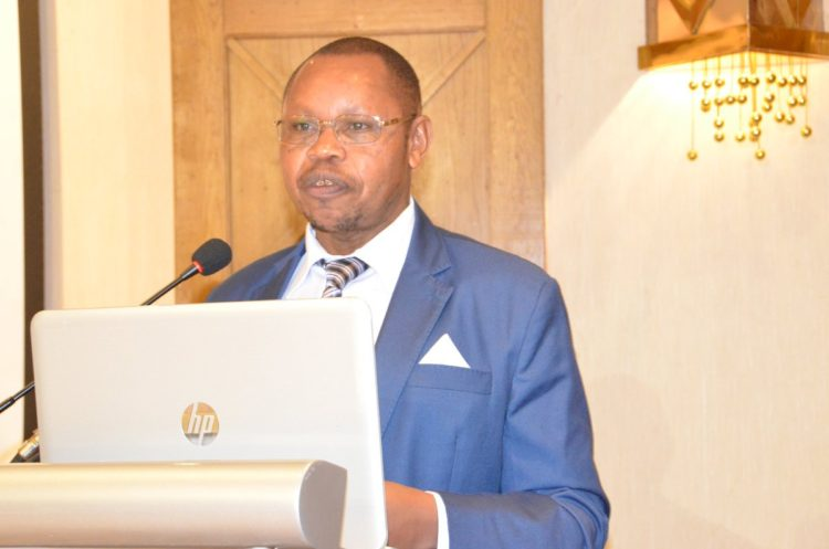 PS for Devolution and Planning Torome Saitoti was happy with the work done by Economic Commission for Africa