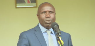 Agriculture Cabinet Secretary Willy Bett. FILE PHOTO