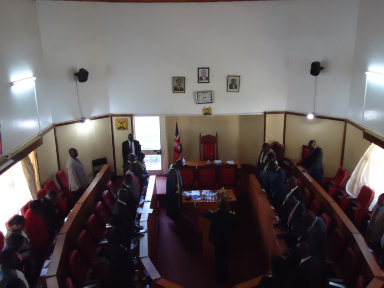 Nandi Health CEC was suspended by the County Assembly after he failed to appear before a committee