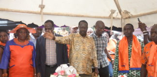 CORD leaders have insisted that the party is still united