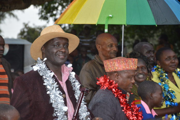 West Pokot Governor Kachapin has accused some KANU members of trying to divide the Pokot community