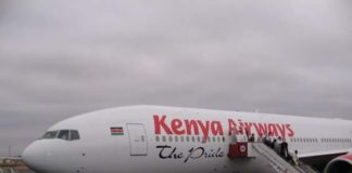 The Kenya Airlines Pilots Association have threatened to down their tools if the KQ CEO doesn't resign