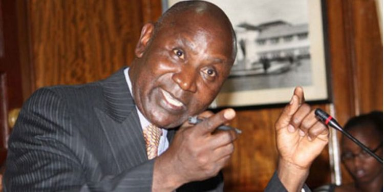 Auditor General Edward Ouko