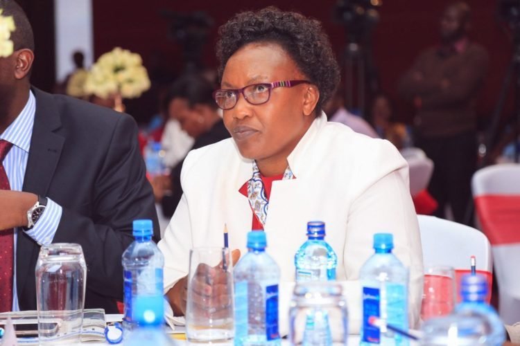 Head of Nutrition Gladys Mugambi said the government is working on ways of improving awareness of good nutrition