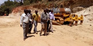 NEMA have been faulted for halting road construction