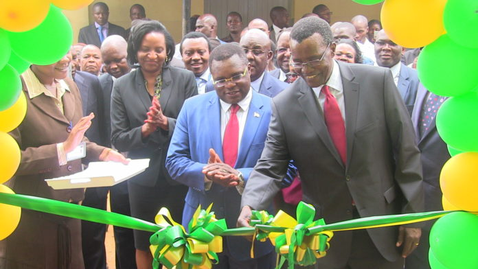 Chief Justice David Maraga in Bungoma