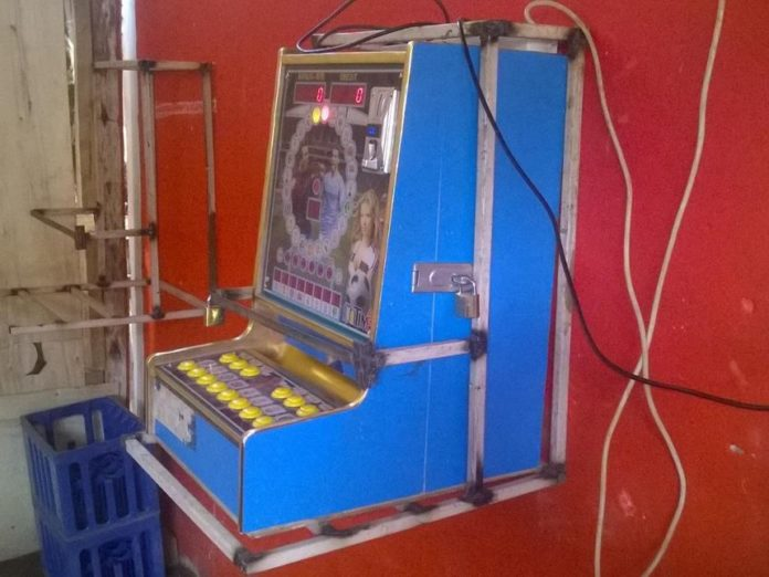 Betting as a practice is common among the youths countrywide. FILE PHOTO