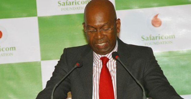Bob Collymore passed away on Monday morning