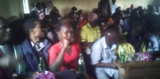 Some of the Trans Nzoia umbrella leaders