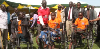 Governor Kachapin has urged citizens to shun discrimination of those differently abled in the society