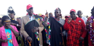 West Pokot leaders have been urged to maintain peace