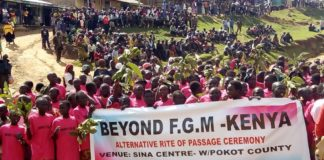 There have been several campaigns against FGM in the country