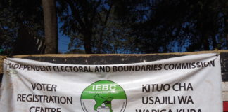 Number of newly registered voters in Vihiga is still low as the exercise enters the homestretch