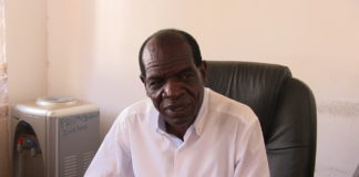 Mt. Elgon MP John Serut