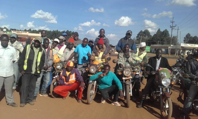 Boda boda operators should be well catered for as the drivers of the economy of the region