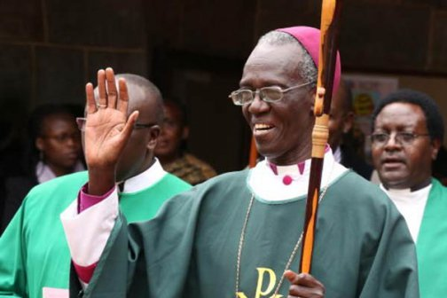 Former ACK archbishop Eliud Wabukala has been endorsed by JLAC for the top EACC position