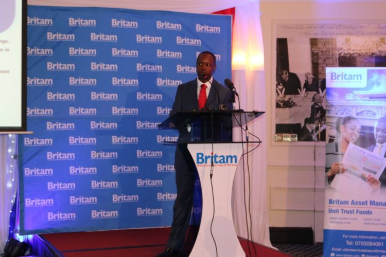 According to Britam Asset Managers CEO Kenneth Kaniu, the unfavourable climatic conditions will affect agricultural productivity and increase electricity costs