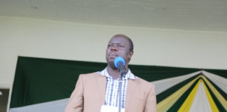Trans Nzoia Governor Patrick Khaemba has chided corrupt employees in his administration