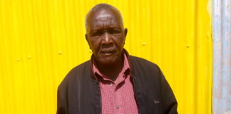 Kalenjin council of elders Chairperson Mr. James Lukwo