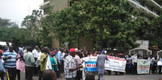 Lecturers won't go back to work, according to UASU Secretary General Constantine Wasonga