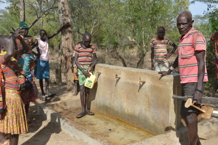 At least 13 Counties have been affected by drought and the delayed rains season is also causing a stir with issues like unavailability of water