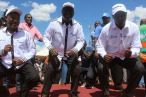 NASA leaders have insisted the party will not break up