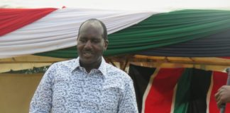 Nandi County Governor Dr. Cleophas Lagat
