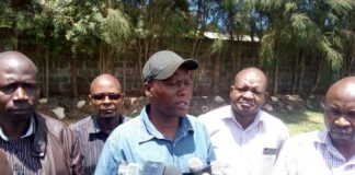 Saboti MP David Lazaro has said the Jubilee nomination exercise in the constituency was rigged