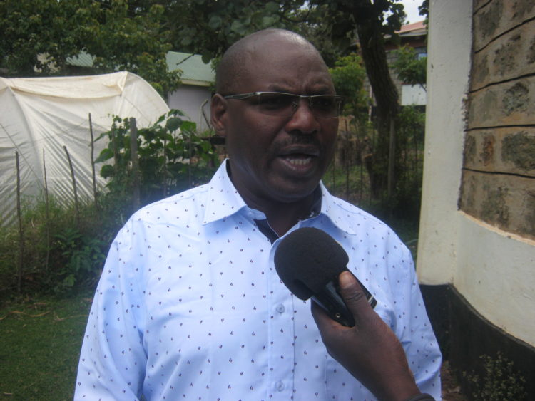 Harry Kimtai, Mt Elgon parliamentary seat aspirant, has expressed his desire to be in the ballot box come August