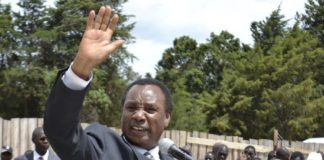 Former Industrialization Minister Henry Kosgey is vying for the Gubernatorial ticket in Nandi through Jubilee party