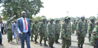 West Pokot Governor Simon Kachapin has distanced himself from allegations that he has used public resources in his campaigns