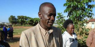 Bungoma County Assembly Speaker John Makali