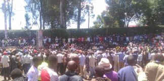 Jubilee party primaries in Nandi has been blemished with confusion and conflicting orders