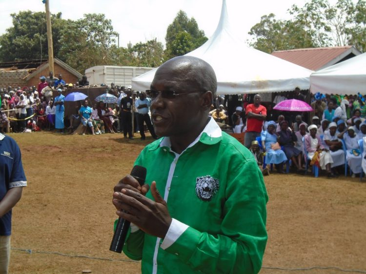 Boni Khalwale has said leaders won't support the referendum if more positions are added