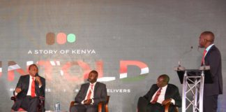 President Uhuru Kenyatta has said the government doesn't intend to suffocate the betting and gaming industry