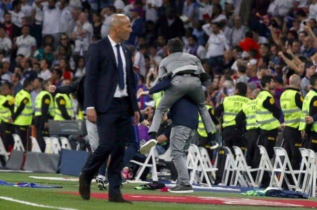 Real Madrid coach Zinedine Zidane said the defeat against Barcelona will not be definitive