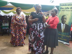 The wives of Governors from the former Nyanza and Western provinces will help to campaign for the governors' re-election