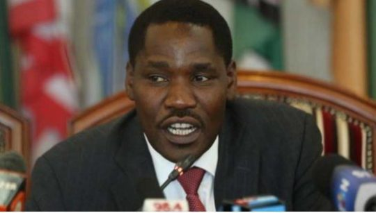 Trade CS Peter Munya