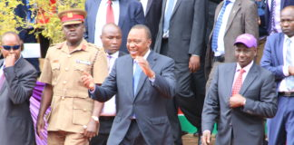 The Jubilee government has come under sharp criticism concerning the economy and high living standards set during President Kenyatta's reign