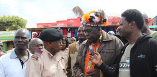 Politicians in West Pokot have been urged by the Deputy County Commissioner Khaliff Abdulahi to shun divisive politics