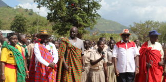 Jubilee leaders in West Pokot have insisted the County remains a Jubilee zone