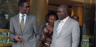 IEBC Chairman Wafula Chebukati said gross misconduct, and violation of policies led to the sacking of CEO Chiloba