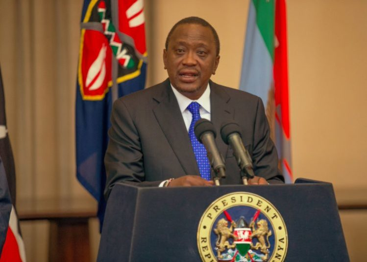 President Uhuru Kenyatta has once again faulted the Supreme Court's verdict