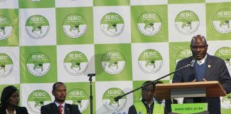 IEBC has changed the date set for fresh polls, from 17th October to 26th October