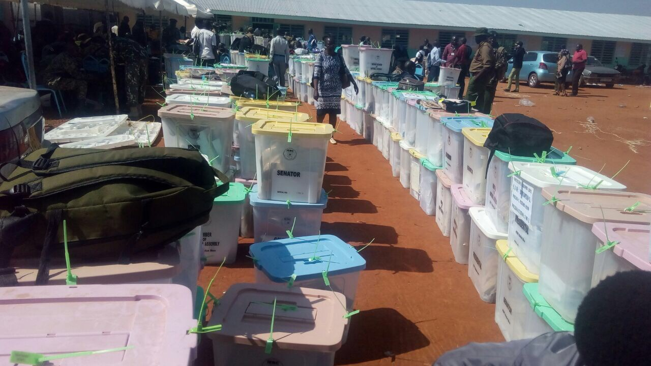 Kenya General Election 2017