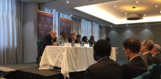National Democratic Institute (NDI) delivering elections report
